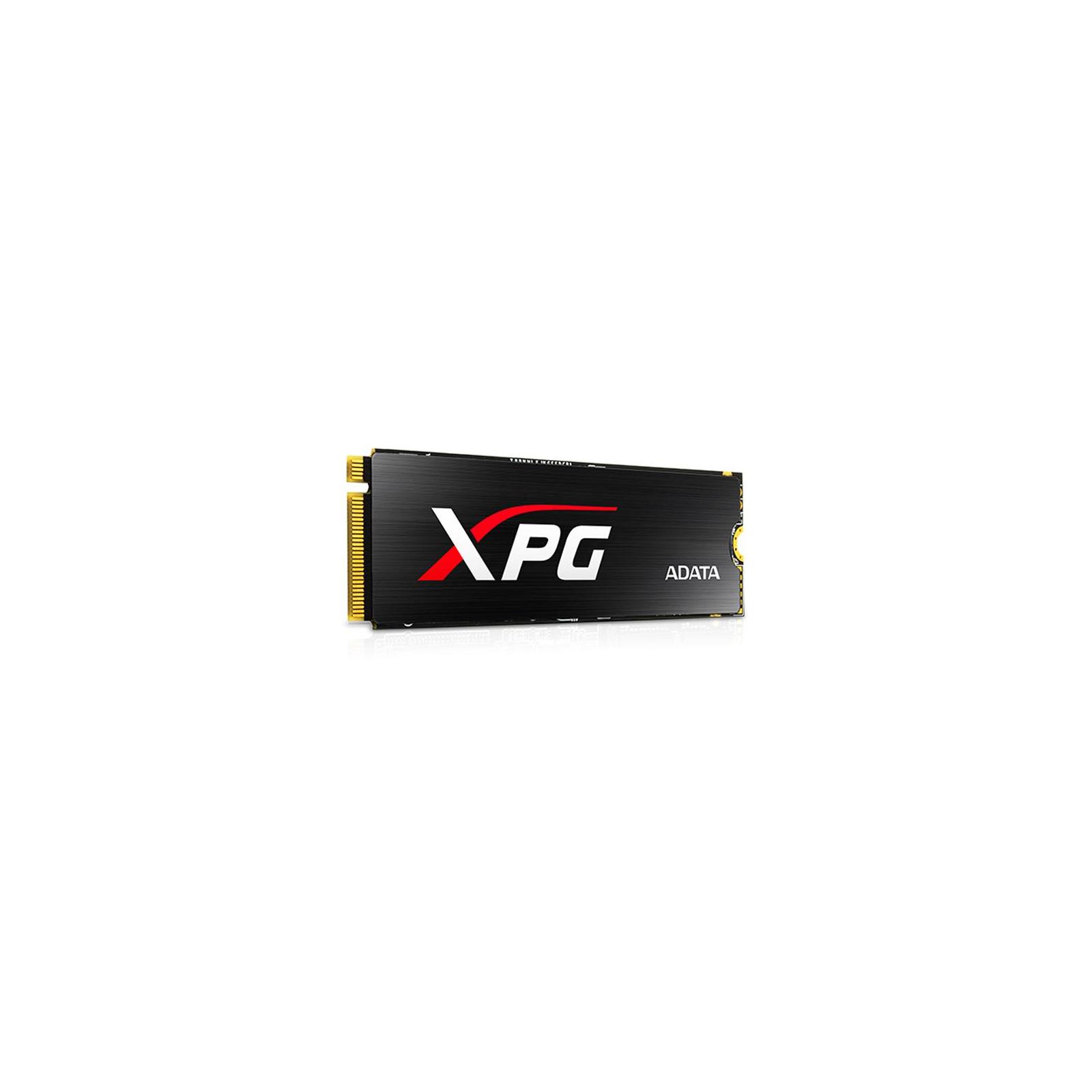 Накопитель SSD M.2 2280 256GB ADATA (ASX8000NPC-256GM-C) изображение 6