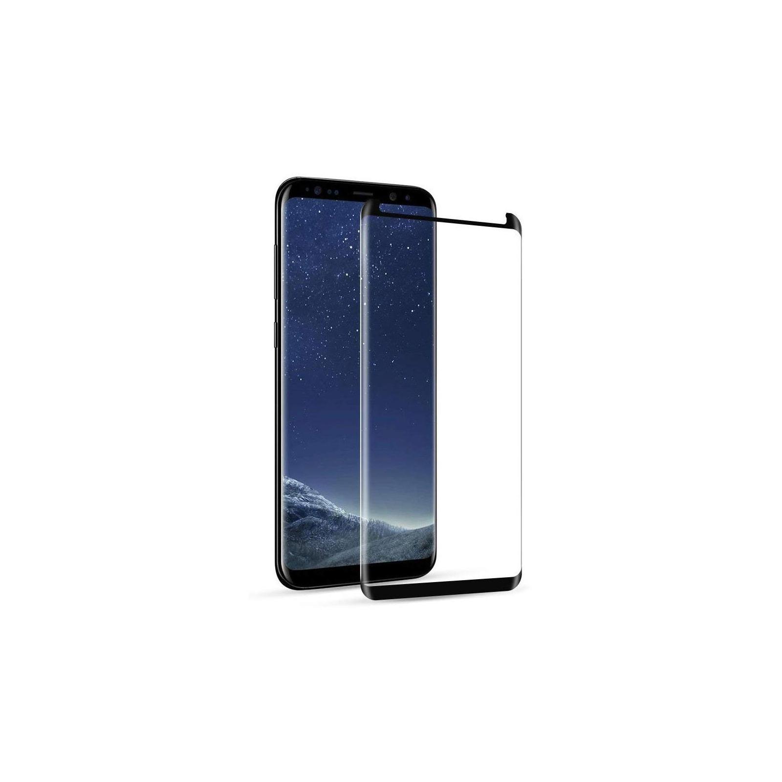 Стекло защитное Vinga для Samsung Galaxy S8 Plus (G955) (VTPGS-G955) изображение 2