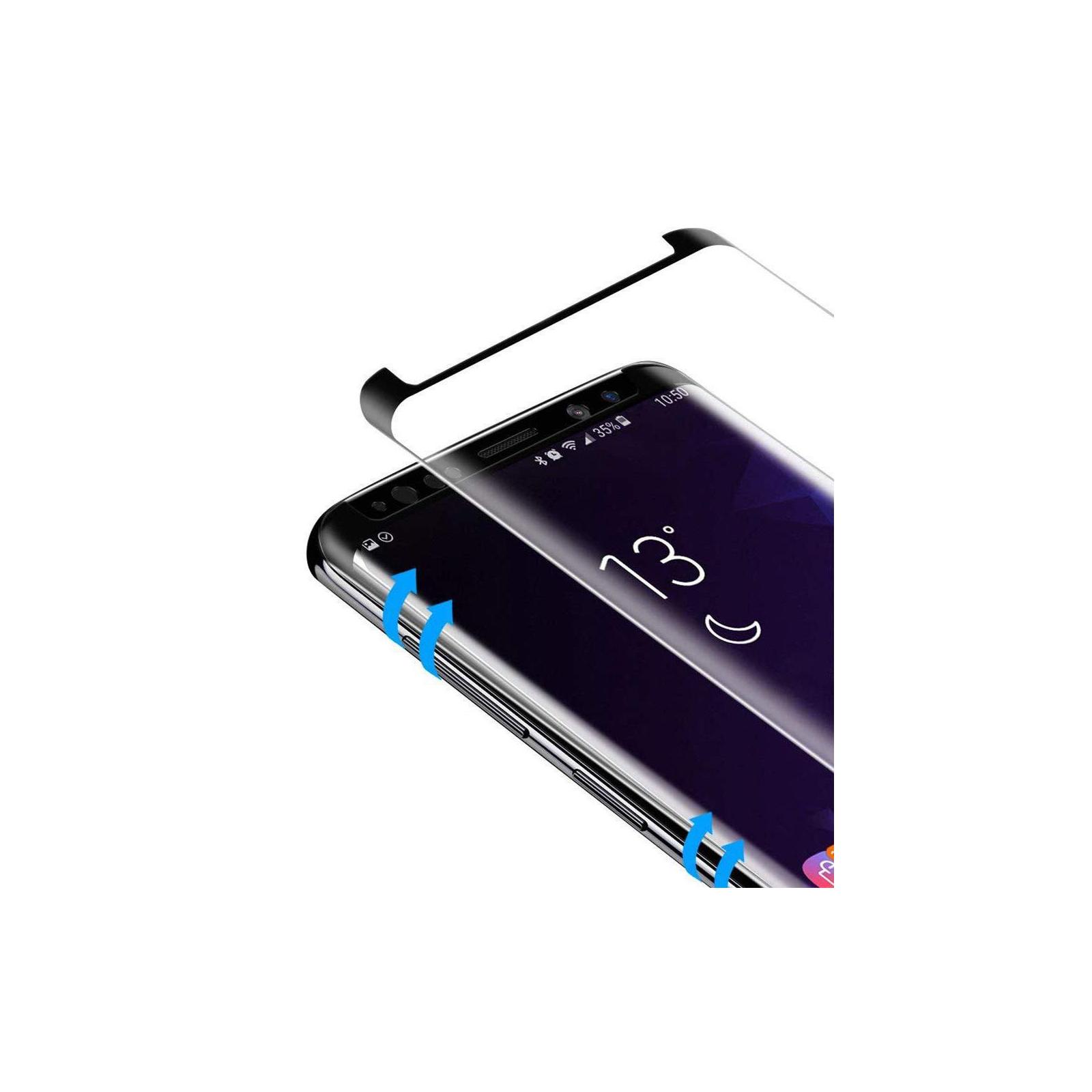Стекло защитное Vinga для Samsung Galaxy S8 Plus (G955) (VTPGS-G955) изображение 4