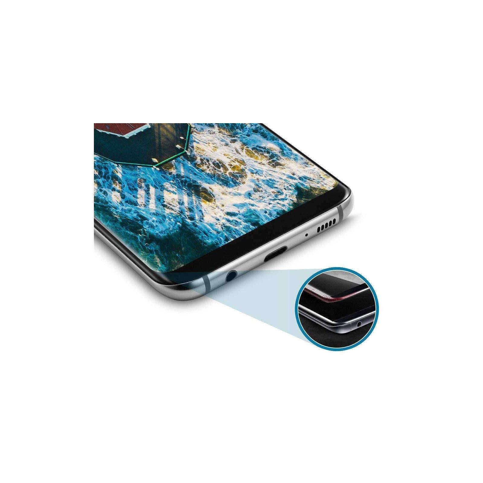 Стекло защитное Vinga для Samsung Galaxy S8 Plus (G955) (VTPGS-G955) изображение 5