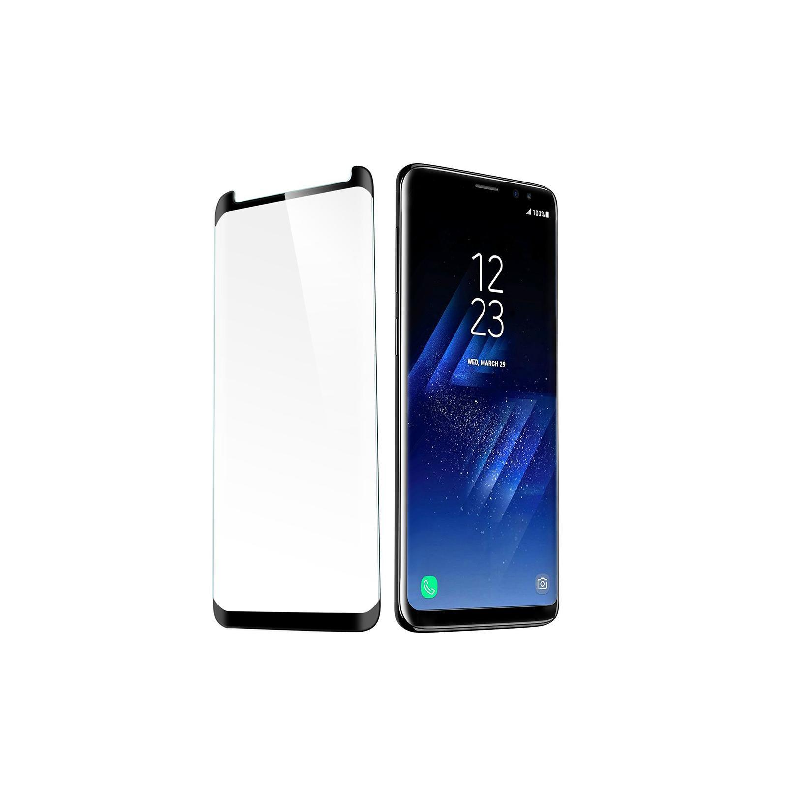 Стекло защитное Vinga для Samsung Galaxy S8 Plus (G955) (VTPGS-G955) изображение 6