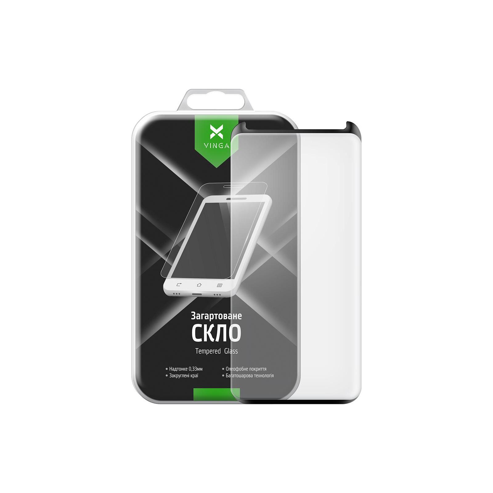 Стекло защитное Vinga для Samsung Galaxy S8 Plus (G955) (VTPGS-G955) изображение 9