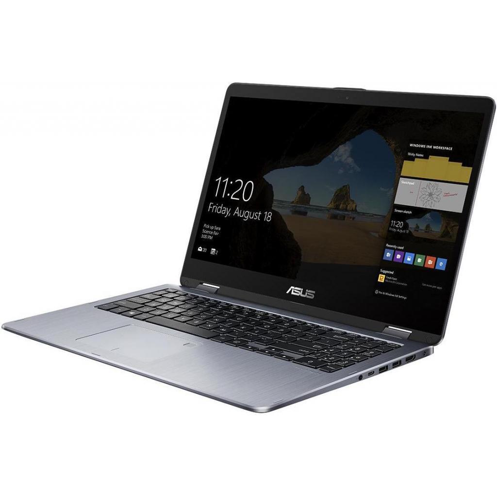 Ноутбук ASUS VivoBook Flip TP510UF (TP510UF-E8006T) изображение 3