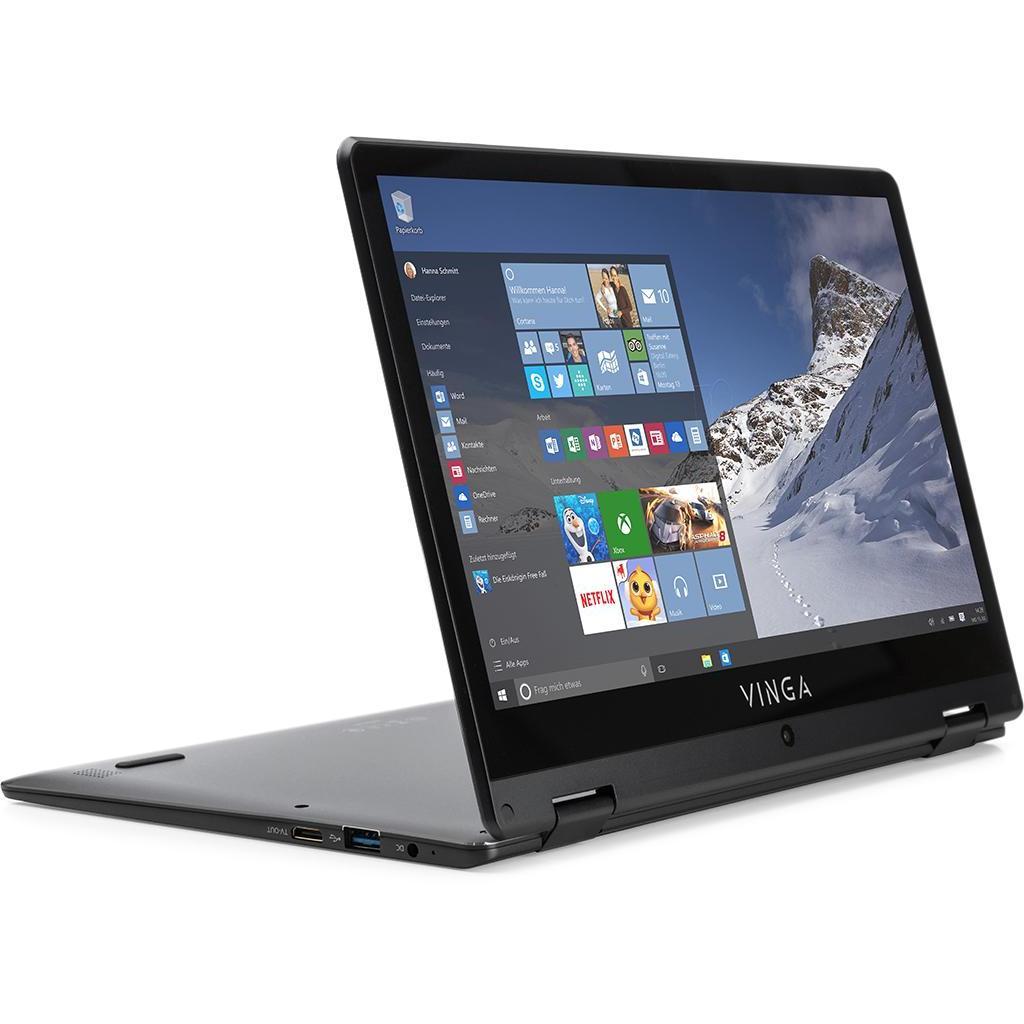 Ноутбук Vinga Twizzle J116 (J116-C40464B) изображение 3