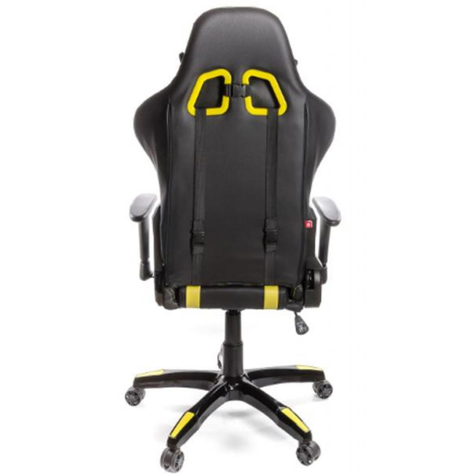 Кресло игровое АКЛАС Стрик PL RL Желтое (06149) изображение 4