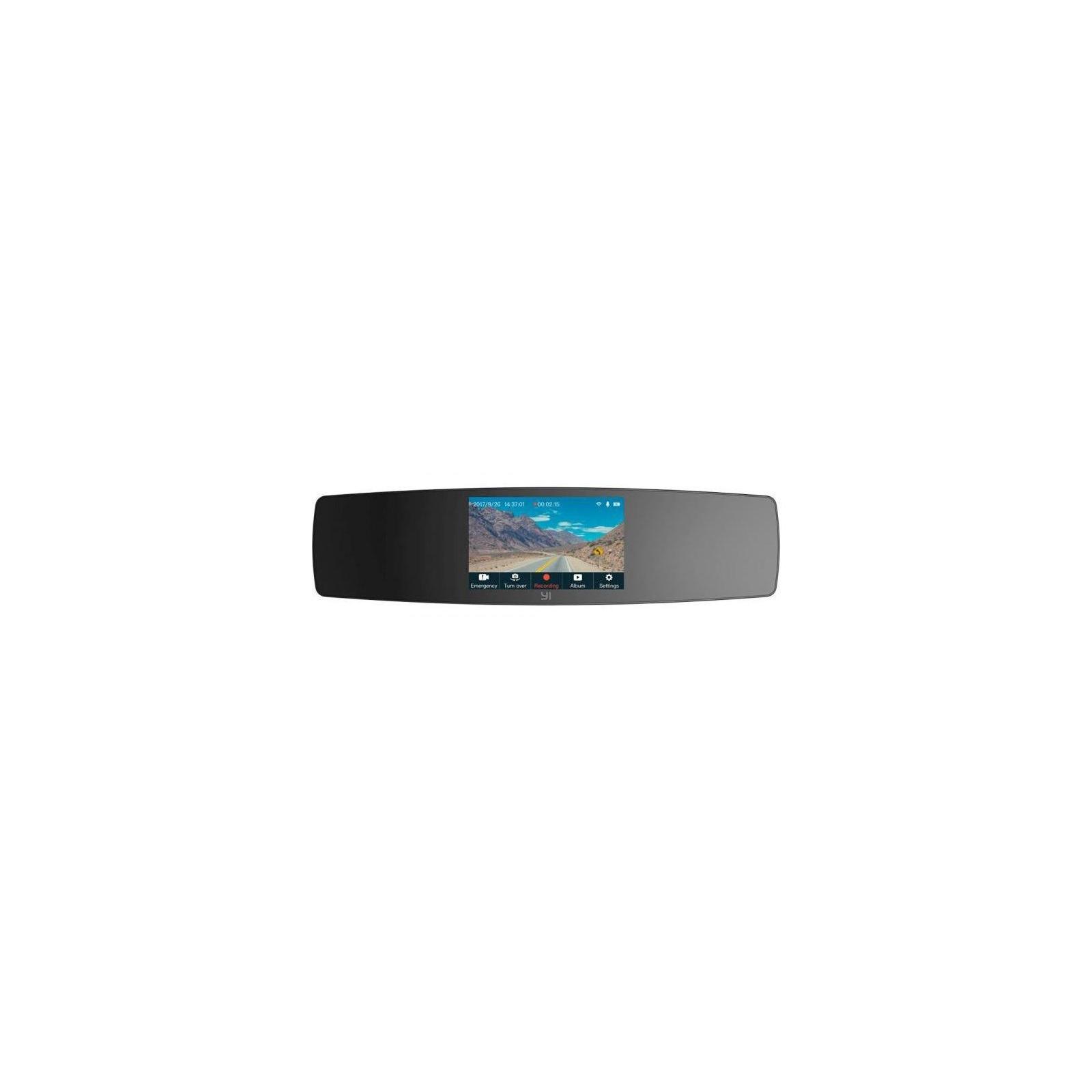 Видеорегистратор Xiaomi YI Mirror Dash Camera Black (YI-89029) изображение 5