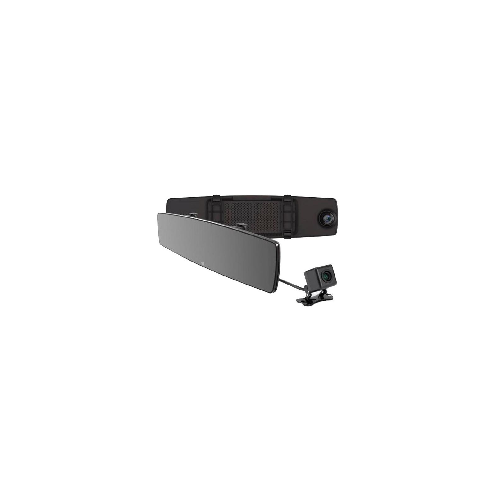 Видеорегистратор Xiaomi YI Mirror Dash Camera Black (YI-89029)