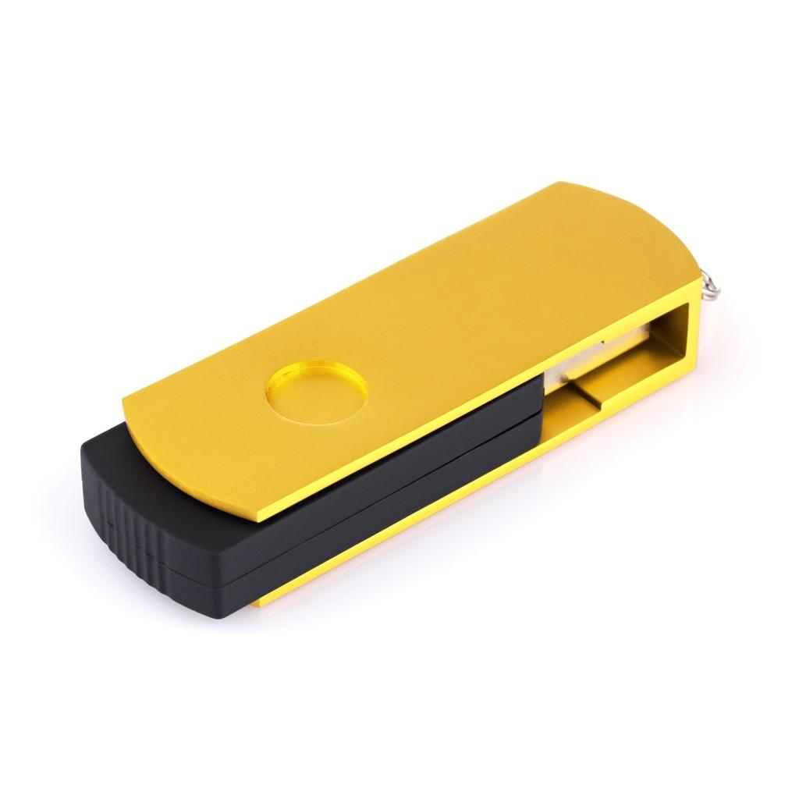 USB флеш накопитель eXceleram 128GB P2 Series Brown/Black USB 3.1 Gen 1 (EXP2U3BRB128) изображение 6