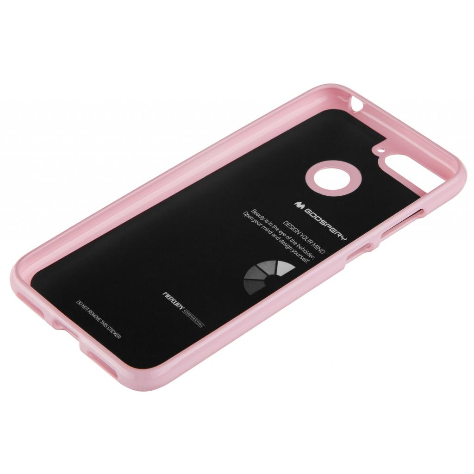 Чохол до моб. телефона Goospery Jelly Case для Huawei Y6 Prime 2018 Pink (8809610540577) зображення 2