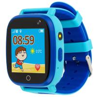 Смарт-часы AmiGo GO001 iP67 Blue