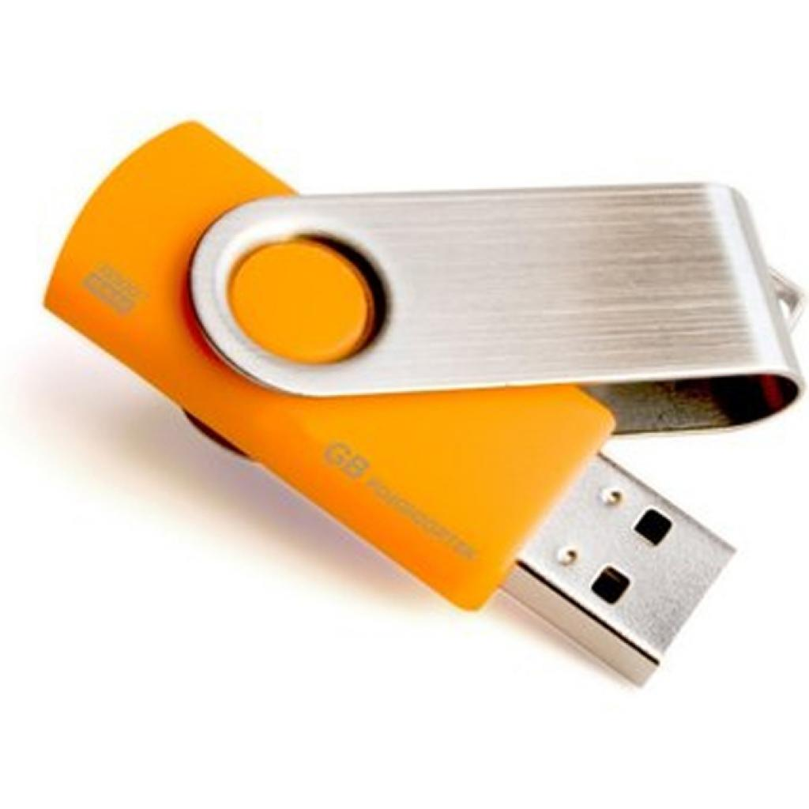 USB флеш накопитель Goodram 16GB UTS3 Twister Orange USB 2.0 (UTS2-0160O0BLB)