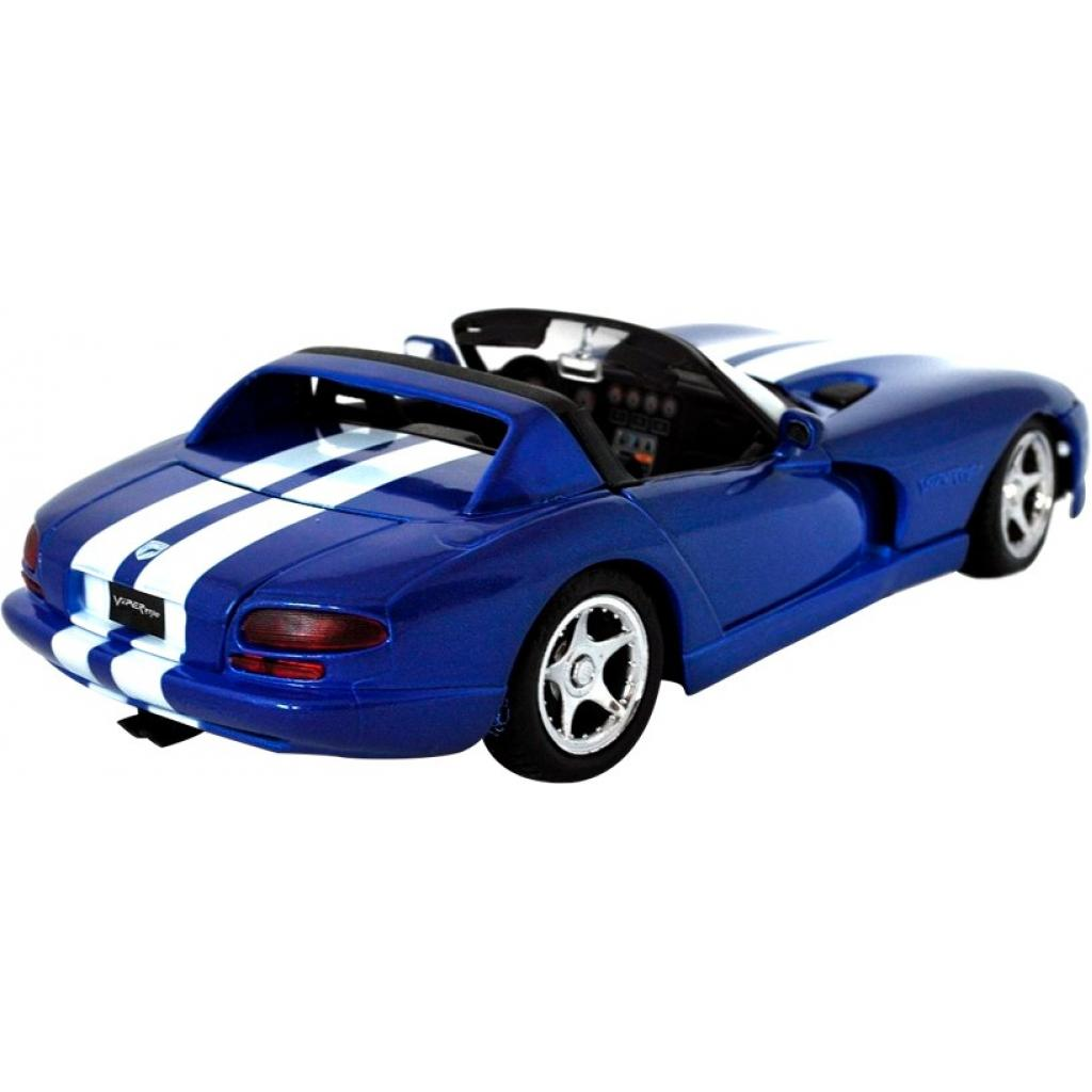 Машина Maisto Dodge Viper RT/10 '97 (1:24) синий (31932 blue) изображение 2