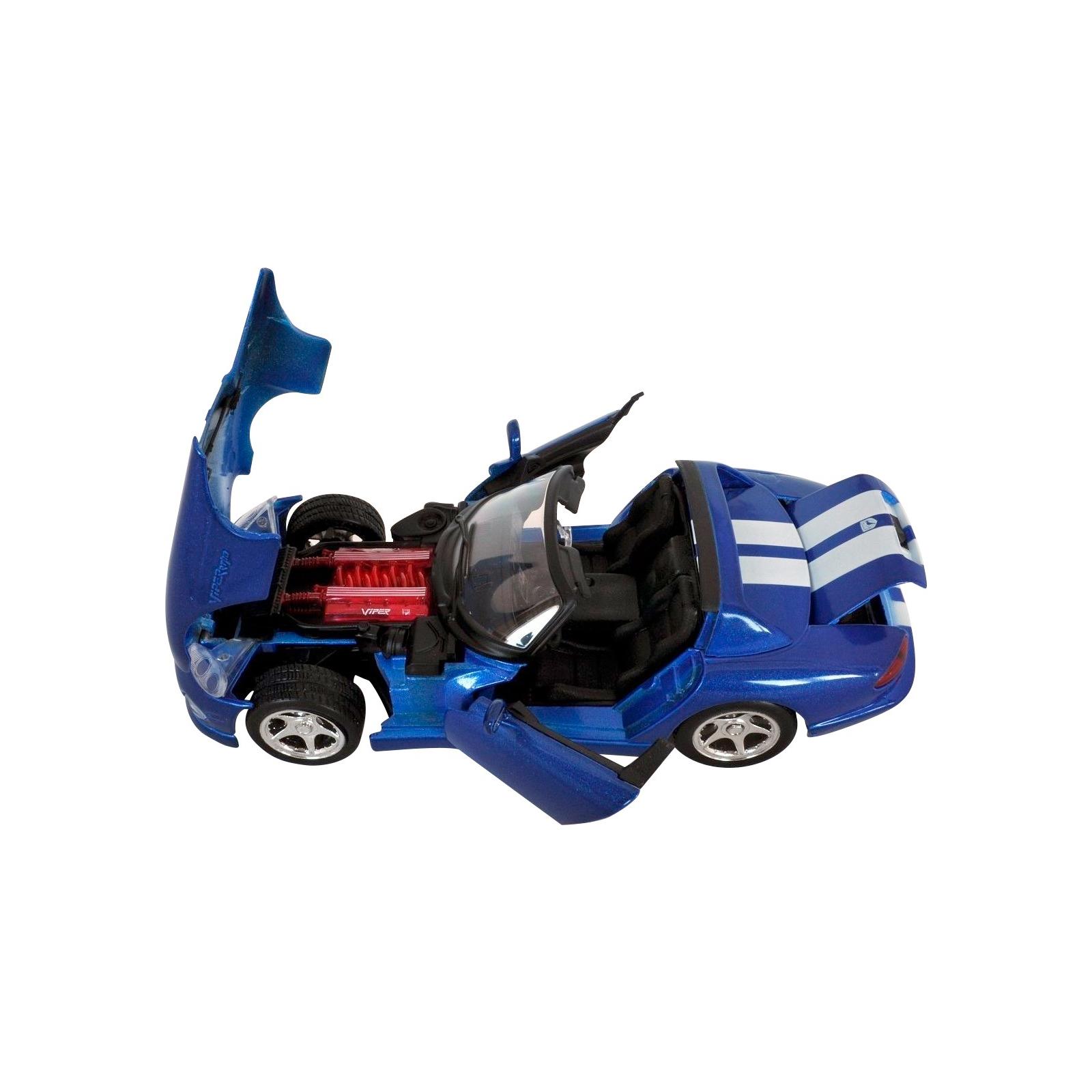 Машина Maisto Dodge Viper RT/10 '97 (1:24) синий (31932 blue) изображение 3