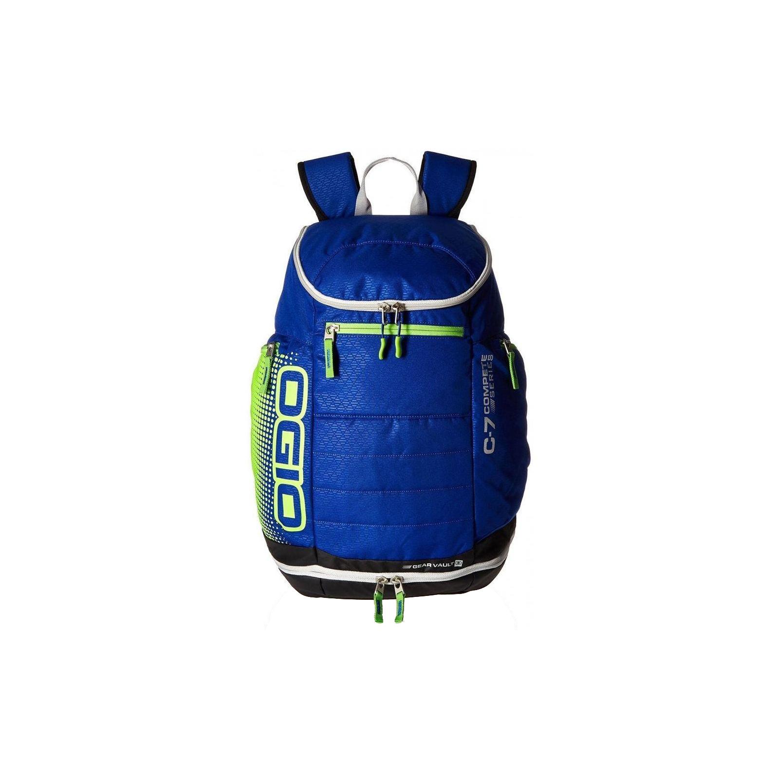 """Рюкзак для ноутбука Ogio 15"""" C7 SPORT Pack Cyber Blue (111120.771)"""