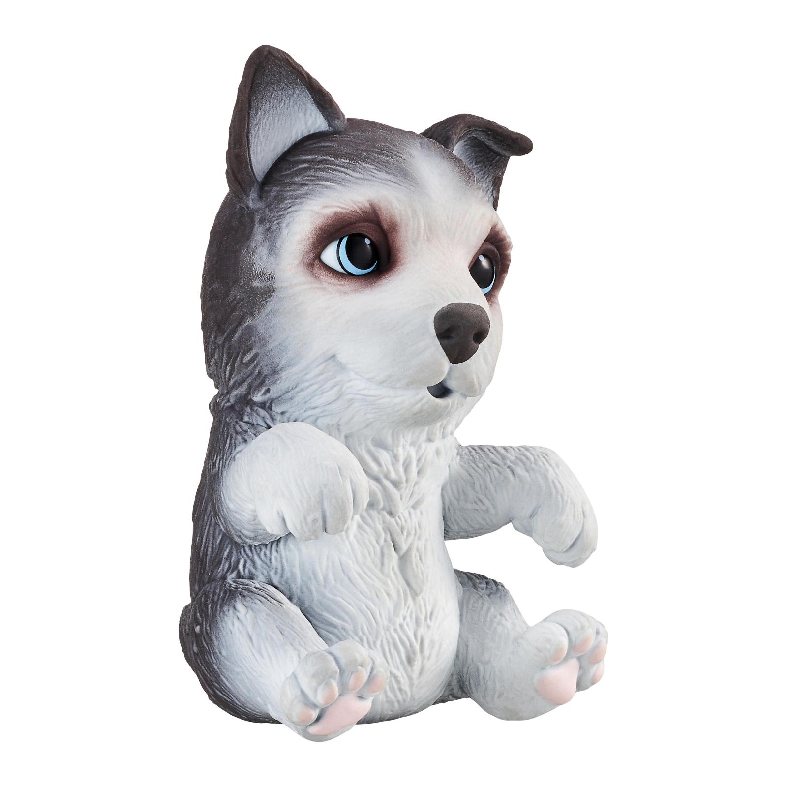 Интерактивная игрушка Moose Soft Hearts Новорожденный щенок Huskles (28919M) изображение 2