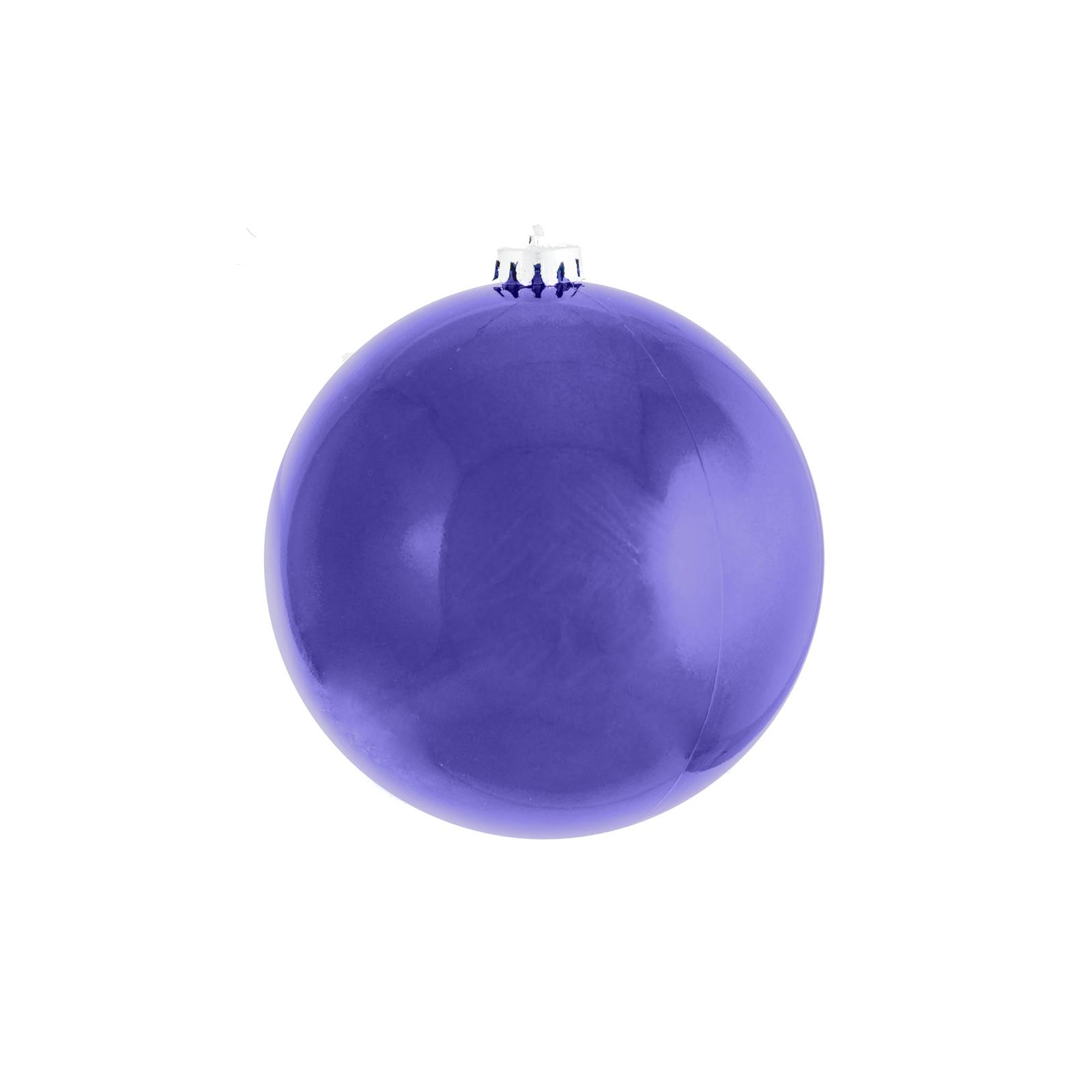 Елочная игрушка YES! Fun Шар d-25 см синий перламутр (972683)