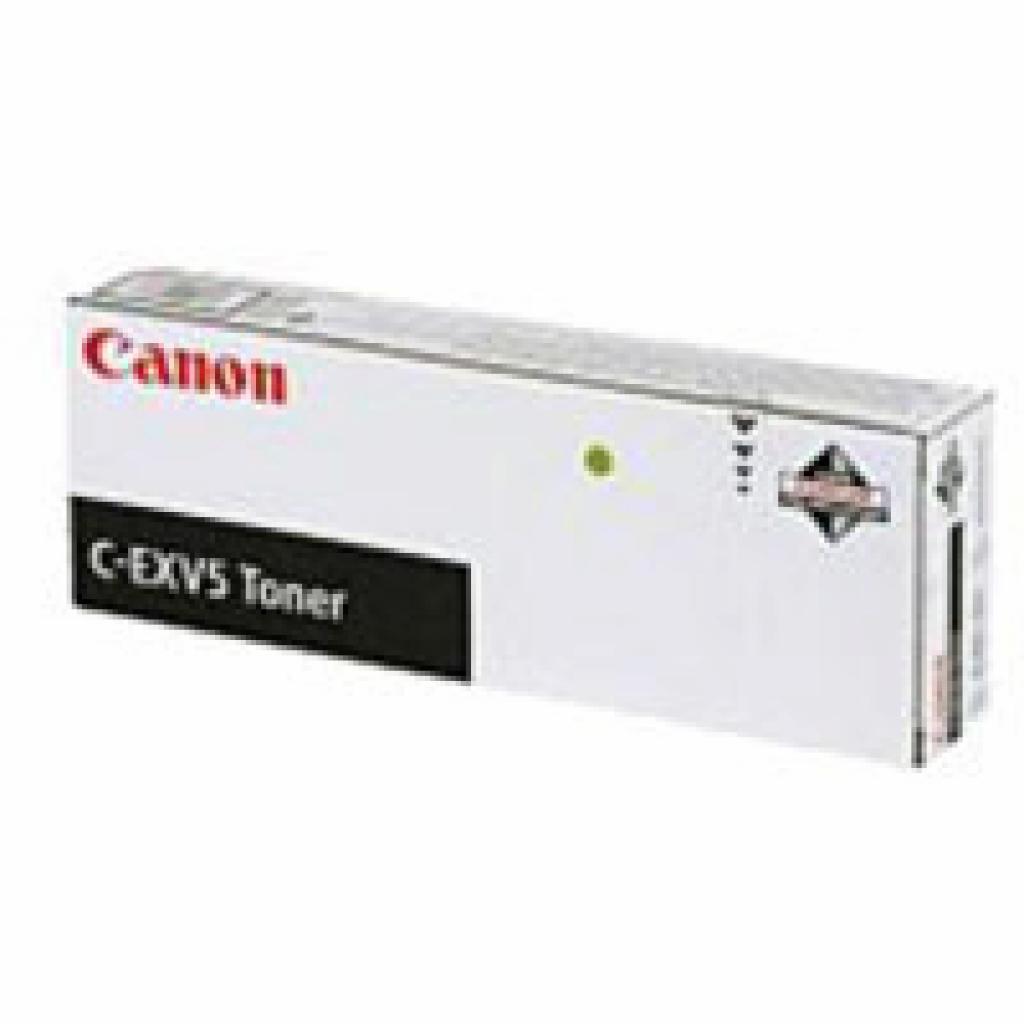 Тонер Canon C-EXV5 Black*2шт (для iR1600) (6836A002)