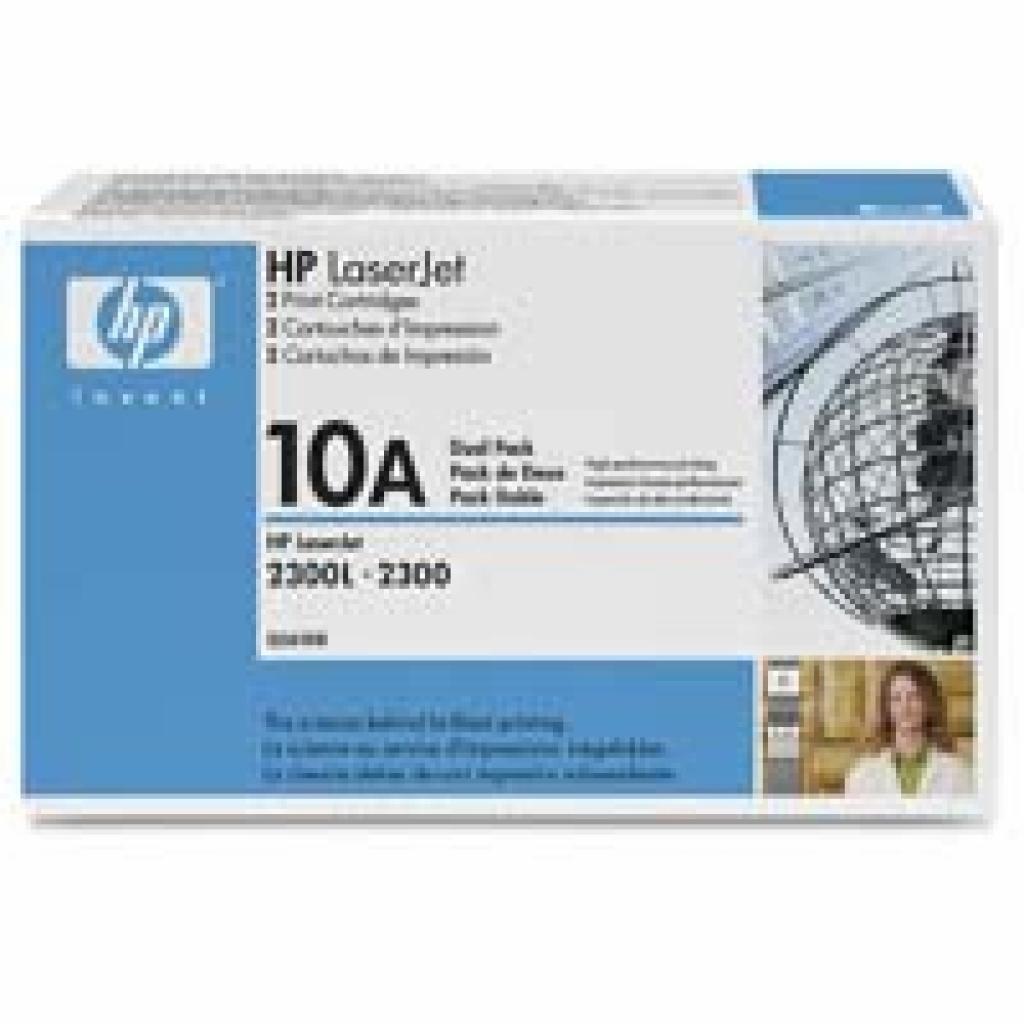 Картридж HP LJ 2300 Dual-pack (Q2610D)