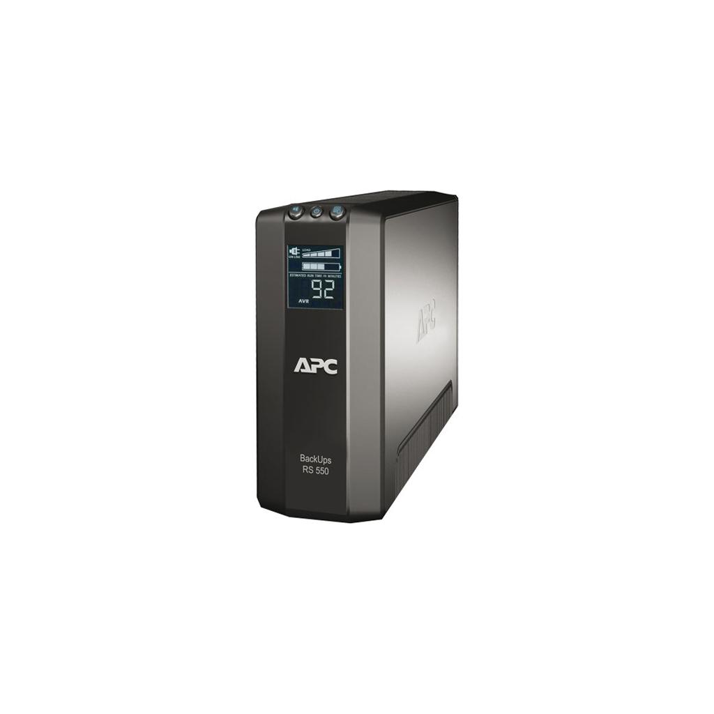Источник бесперебойного питания RS 550VA, LCD APC (BR550GI)