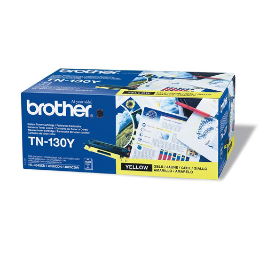 Картридж Brother для HL-40xxC,MFC9440,DCP9040 yellow (TN135Y)