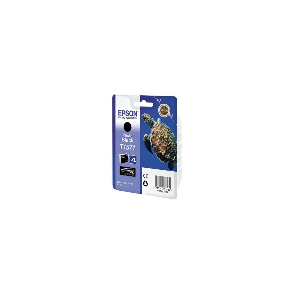 Картридж EPSON StPhoto R3000 Photo Black (C13T15714010)