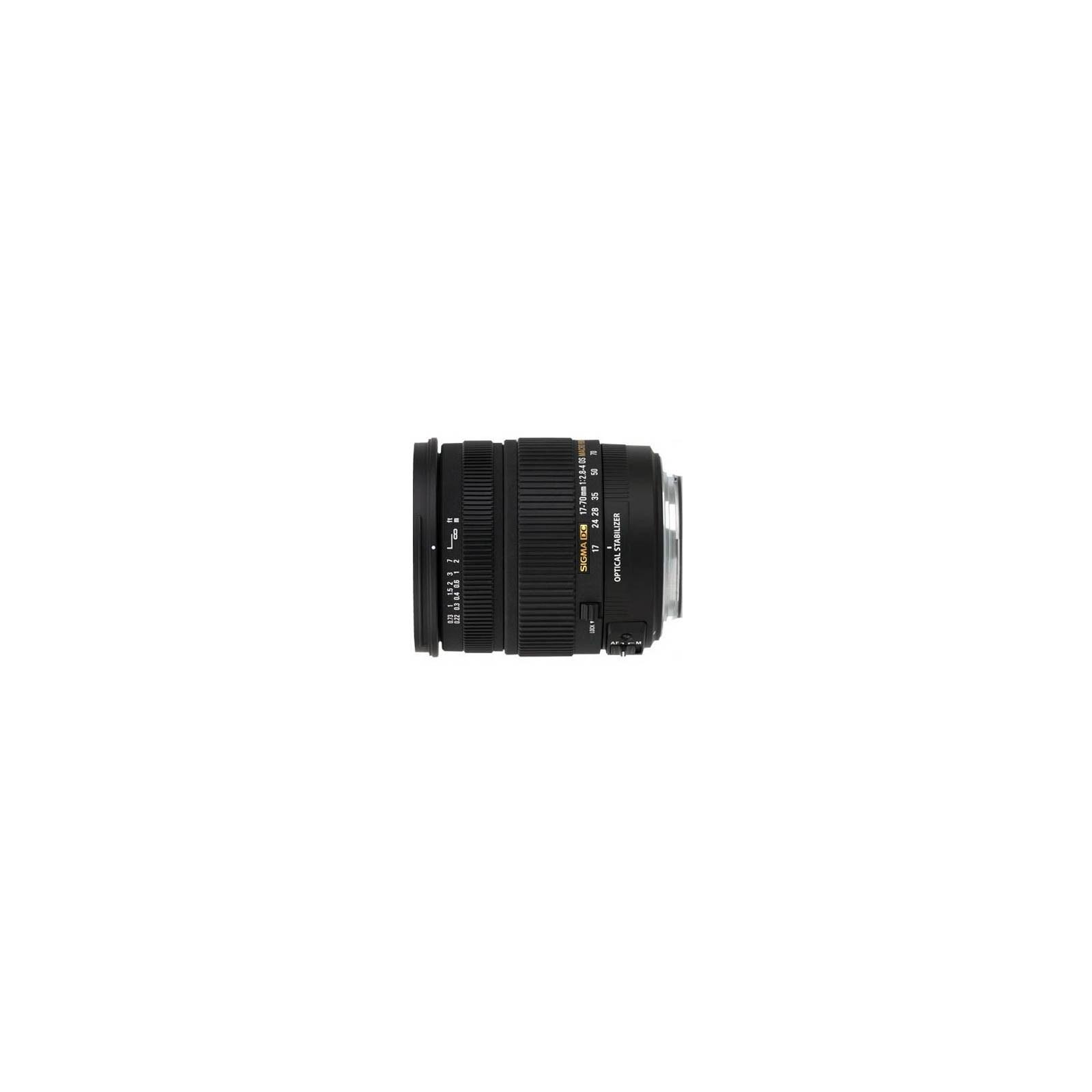 Объектив Sigma 17-70mm f/2.8-4 DC macro OS for Canon (668954)