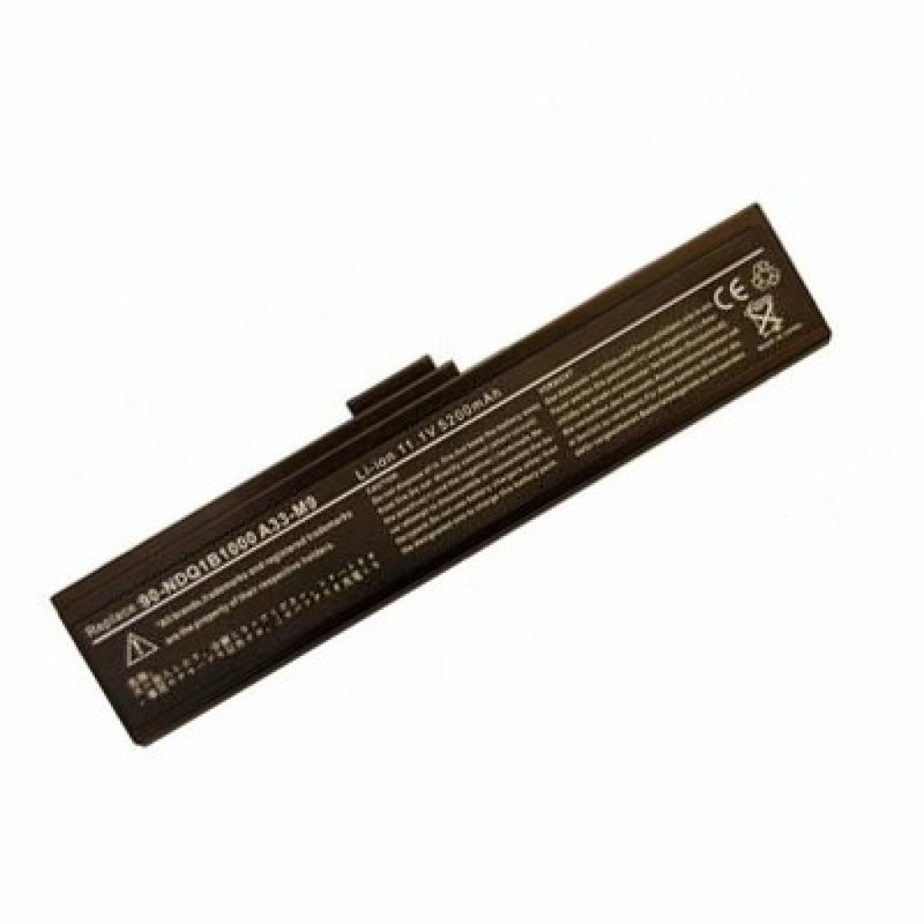 Аккумулятор для ноутбука Asus A32-W7 W7F BatteryExpert (A32-W7 L 52)