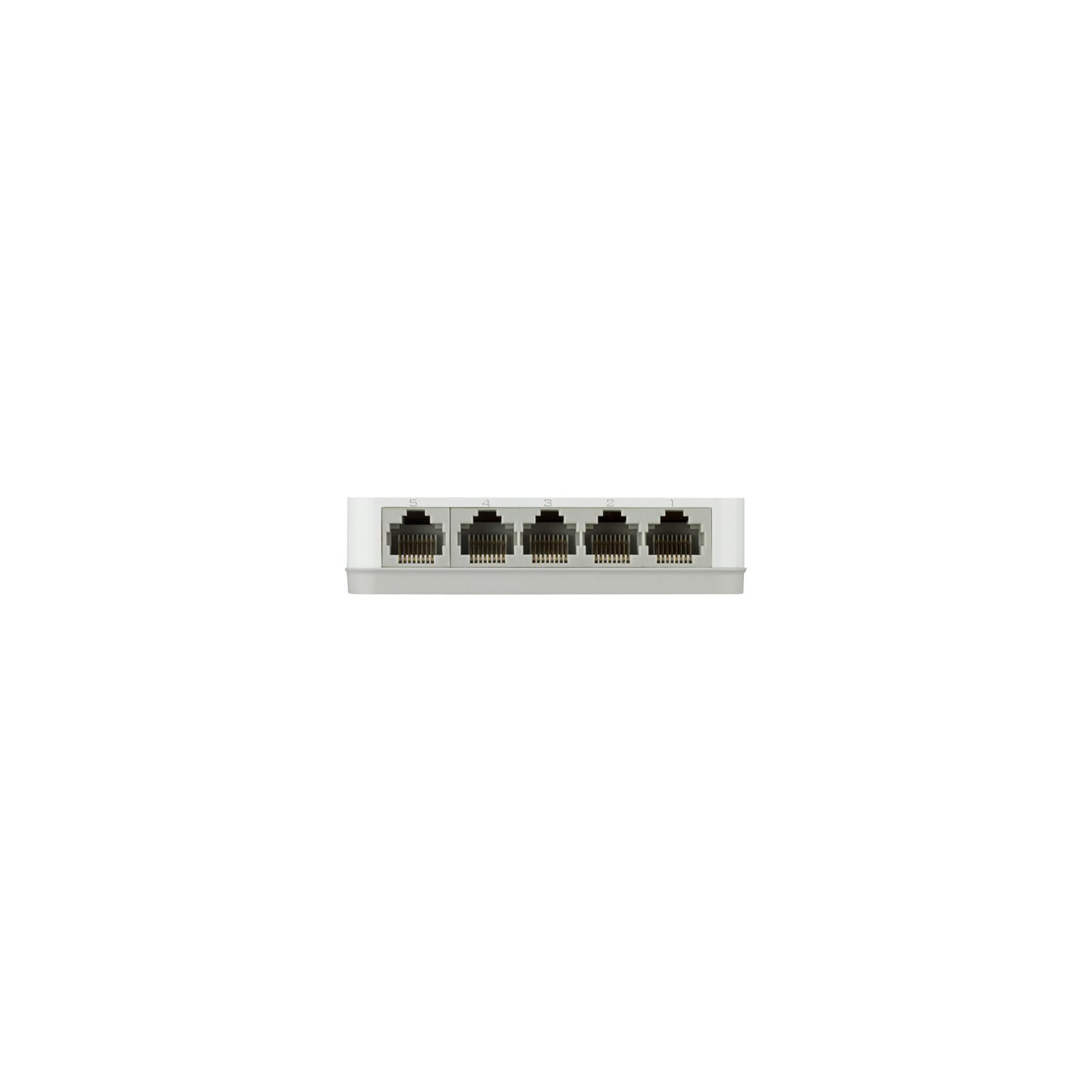 Коммутатор сетевой D-Link DGS-1005A изображение 2