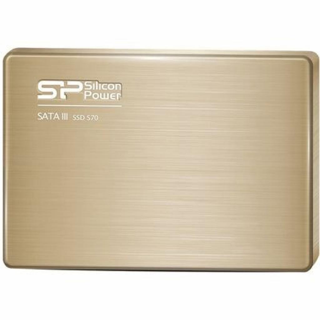 """Накопитель SSD 2.5""""  60GB Silicon Power (SP060GBSS3V70S25)"""