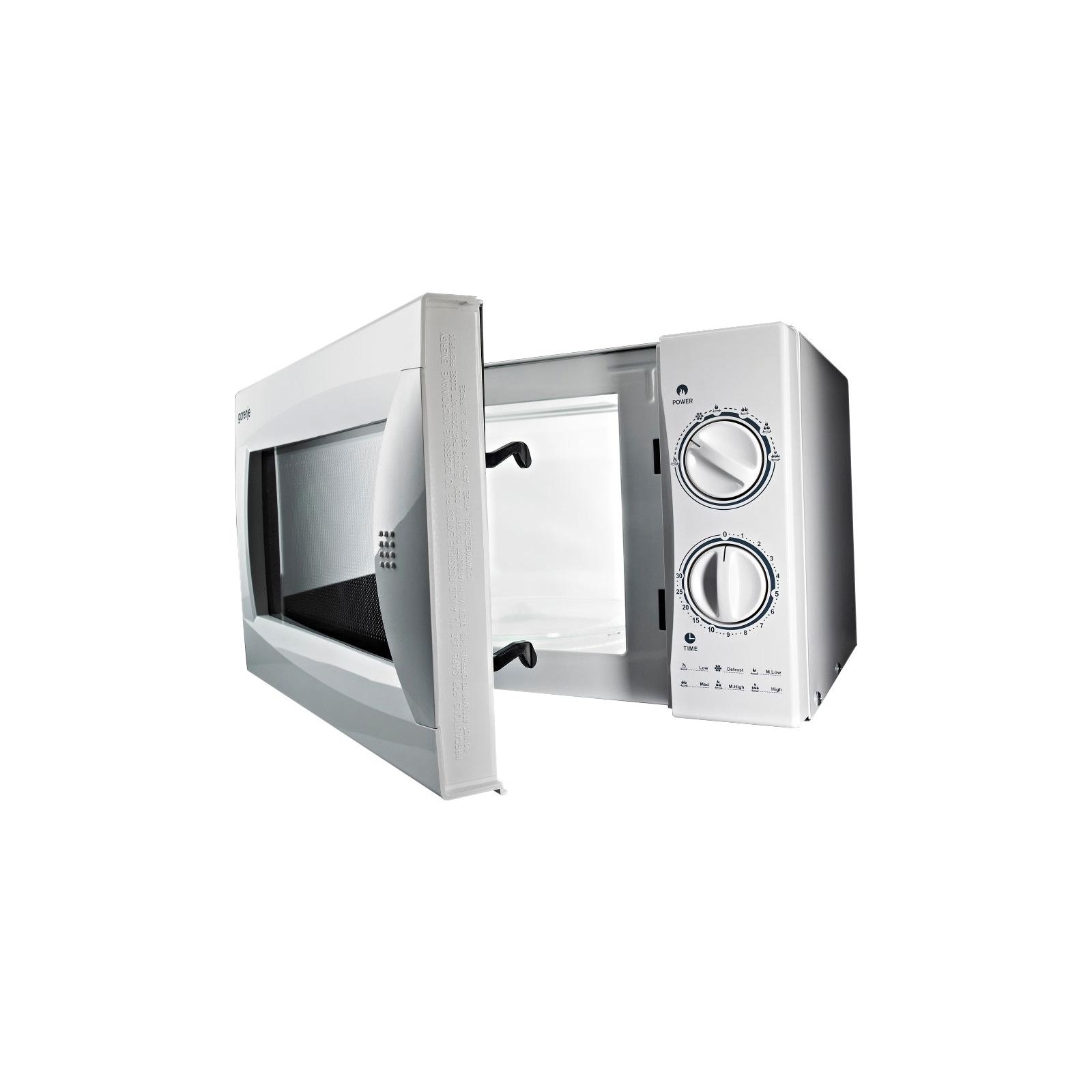 Микроволновая печь Gorenje MO20MWII изображение 2