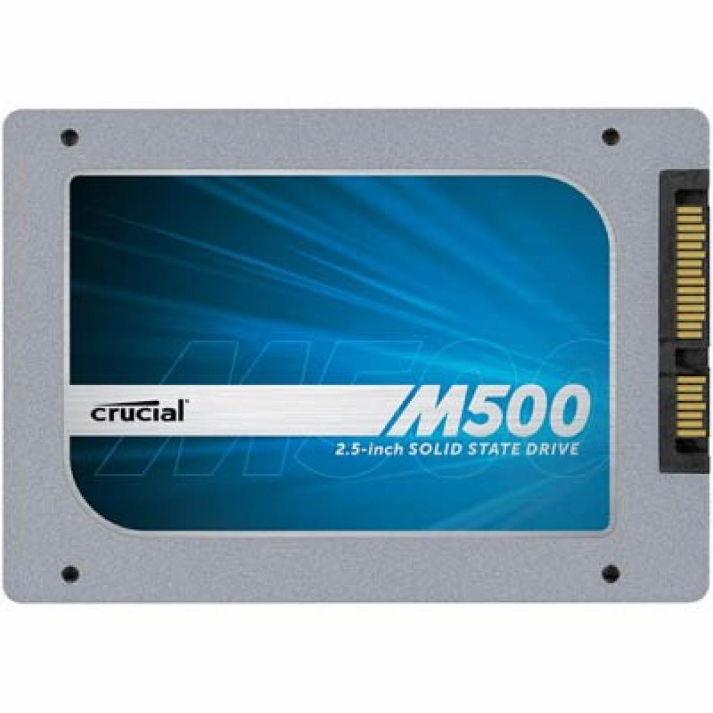 """Накопитель SSD 2.5"""" 120GB MICRON (CT120M500SSD1)"""