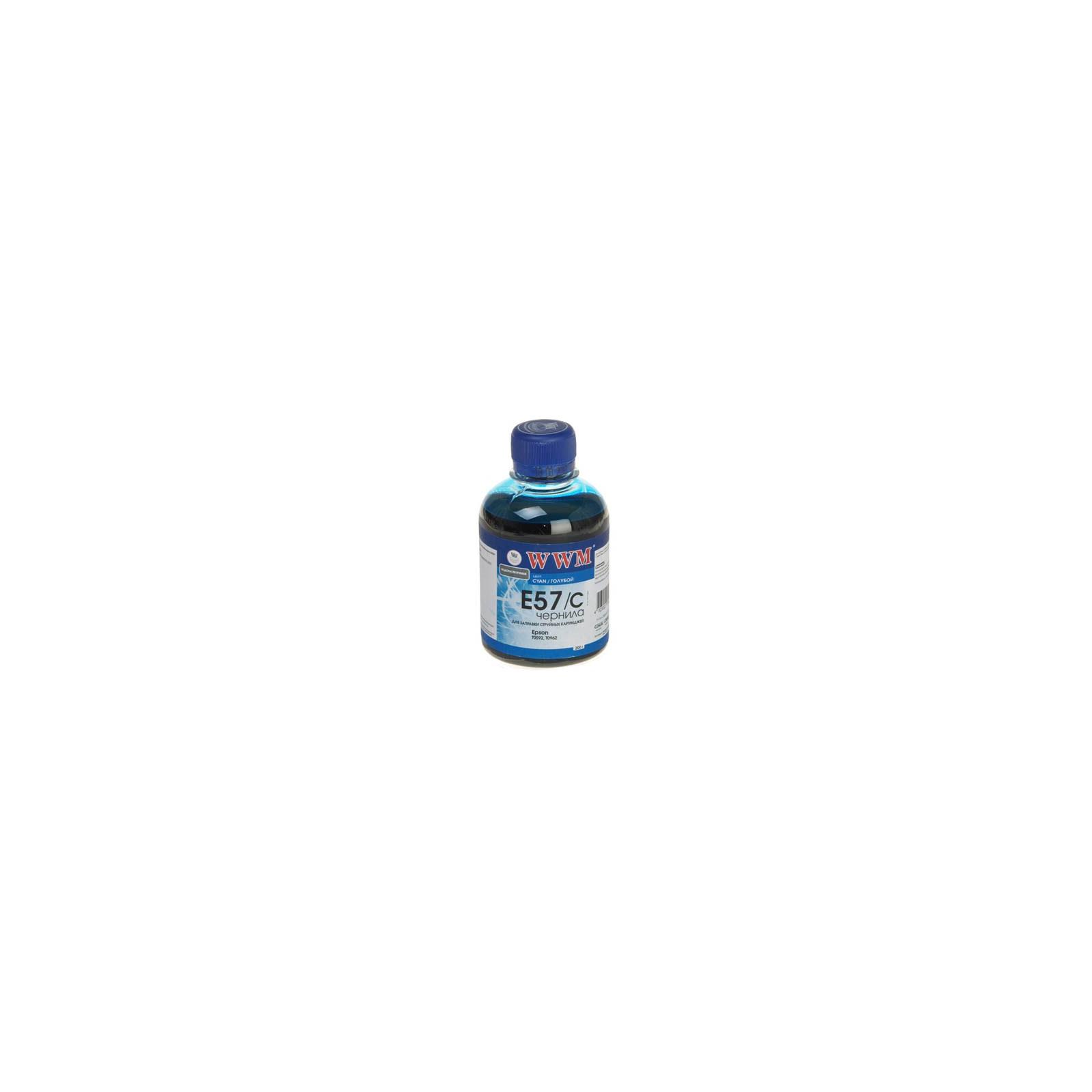 Чернила WWM EPSON R2400/2880Cyan (E57/C)