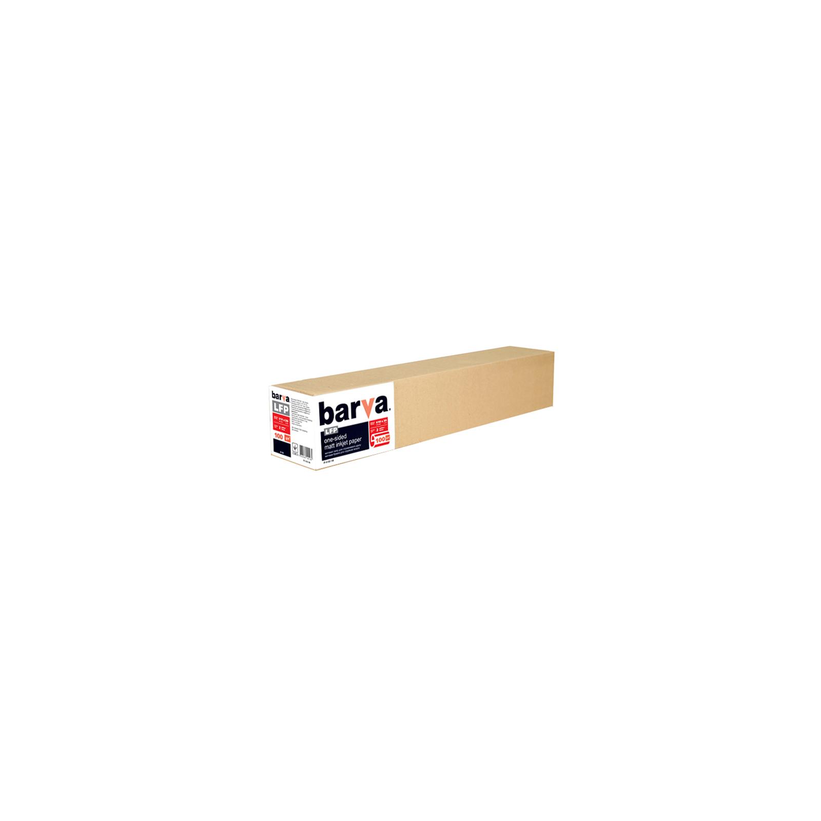 Бумага BARVA 610мм (IP-BAR-LFP-A100-148)