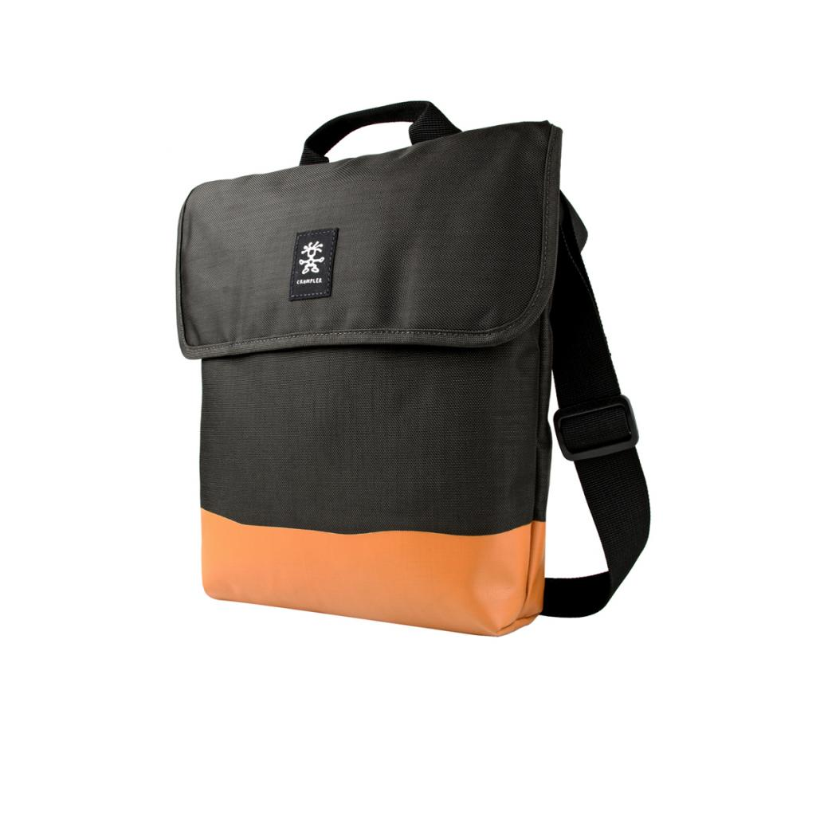 Чехол для планшета Crumpler 9 Private Surprise Sling Tablet/charcoal - orange (PSST-004) изображение 2