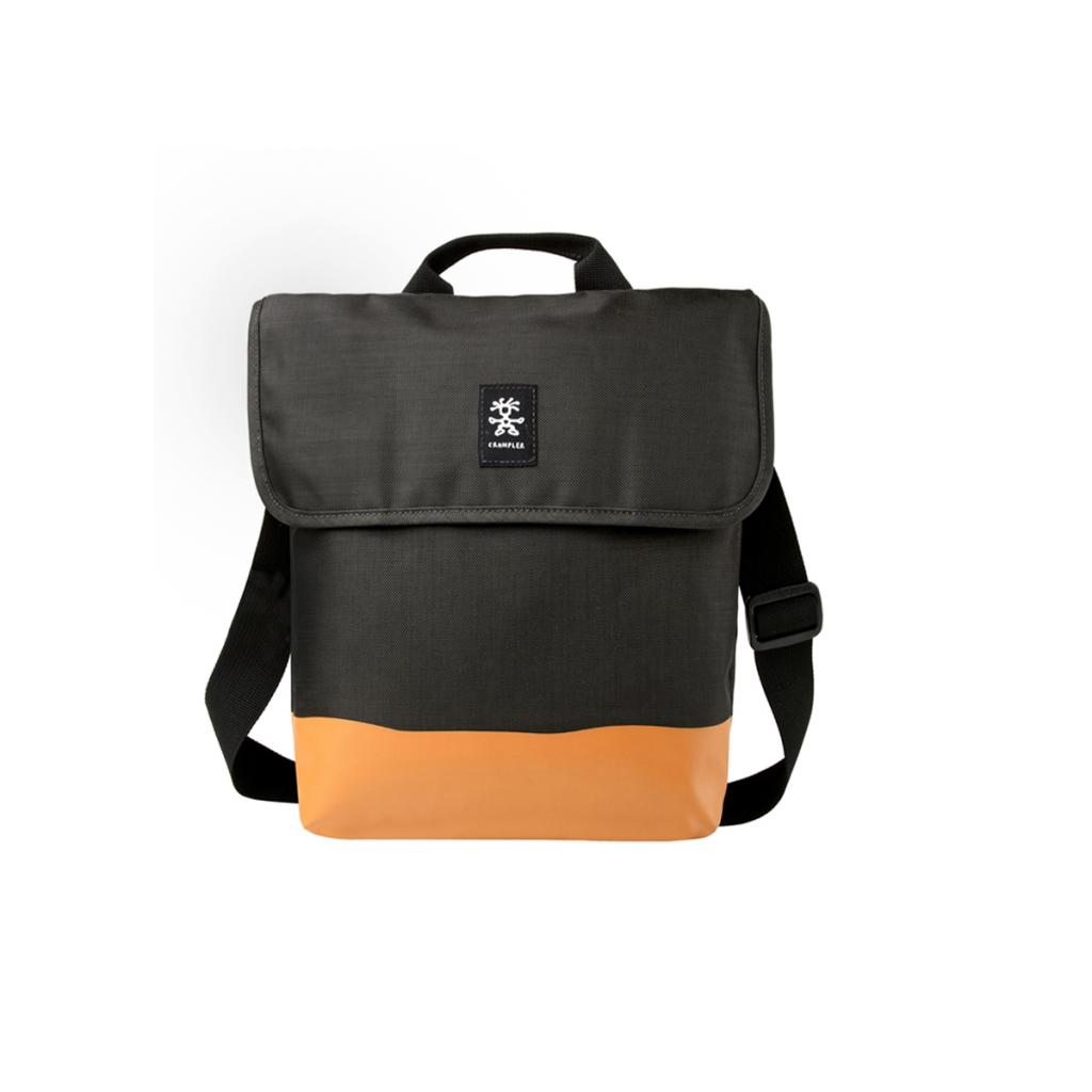 Чехол для планшета Crumpler 9 Private Surprise Sling Tablet/charcoal - orange (PSST-004)