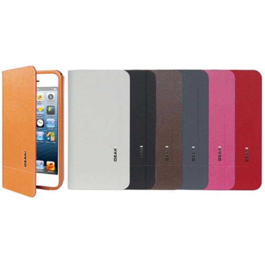 Чехол для моб. телефона OZAKI iPhone 5/5S O!coat/Aim/ tendernes Pink (OC552TS) изображение 2