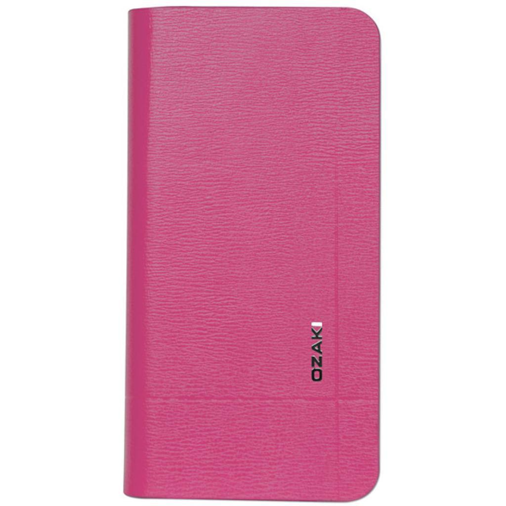 Чехол для моб. телефона OZAKI iPhone 5/5S O!coat/Aim/ tendernes Pink (OC552TS)