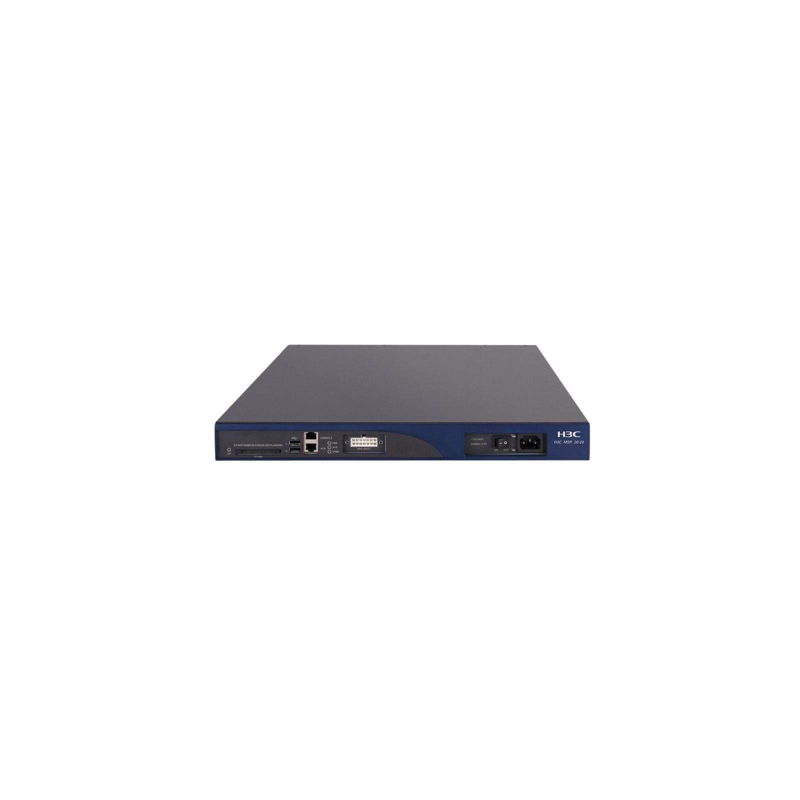 Маршрутизатор HP MSR30-20 (JF284A) изображение 2