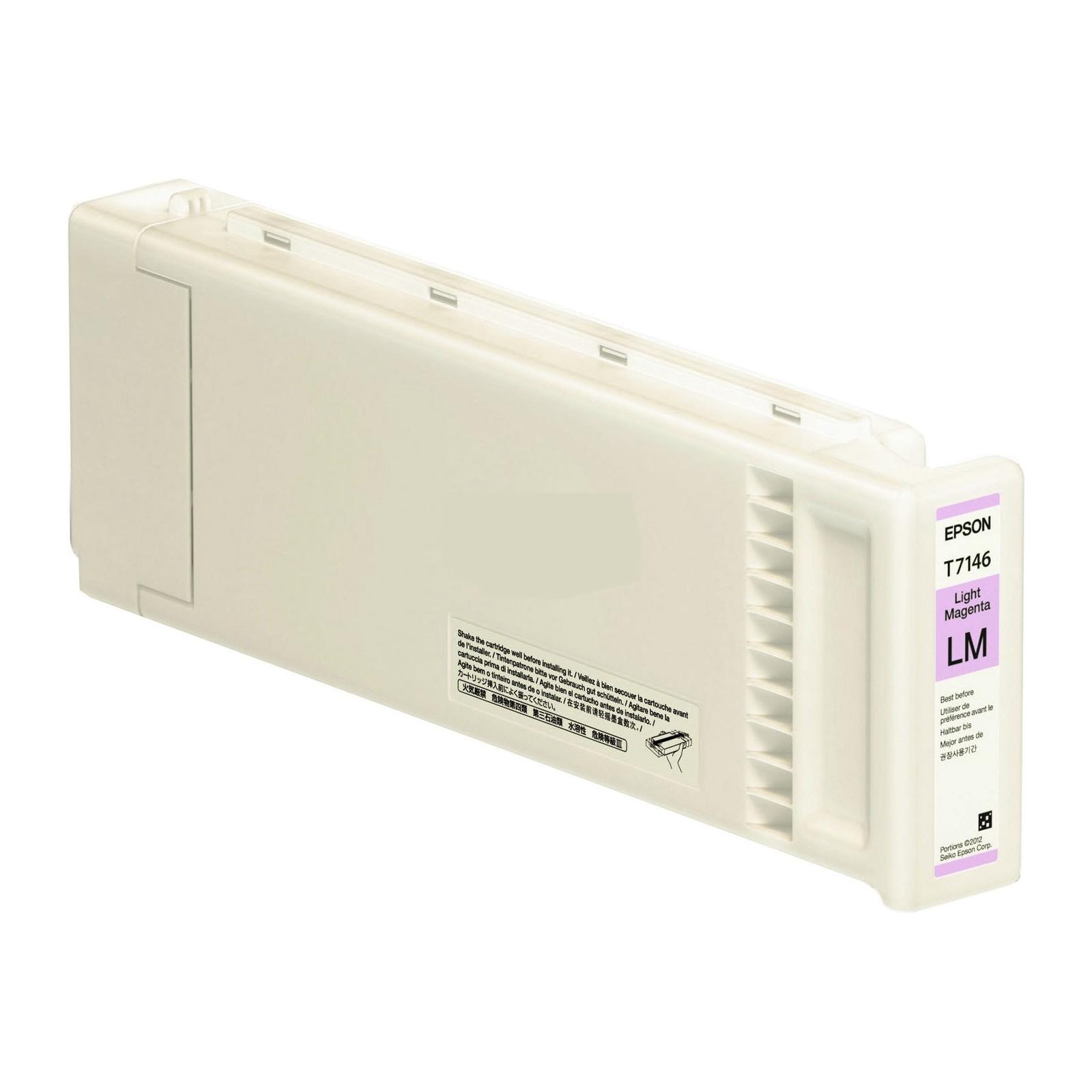 Картридж EPSON SureColor SC-S70610 light magenta (C13T714600)