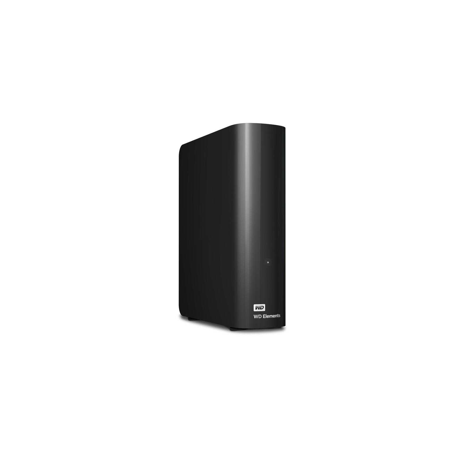 """Внешний жесткий диск 3.5"""" 3TB Western Digital (WDBWLG0030HBK-EESN) изображение 2"""