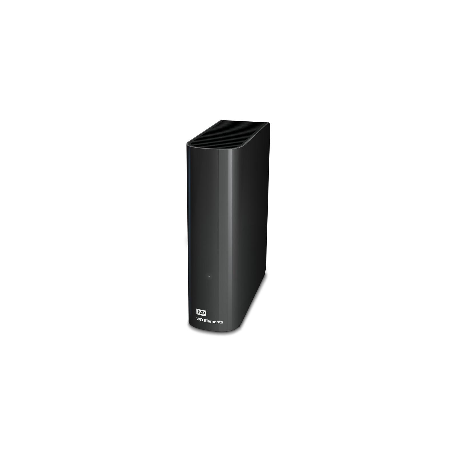 """Внешний жесткий диск 3.5"""" 3TB Western Digital (WDBWLG0030HBK-EESN) изображение 3"""