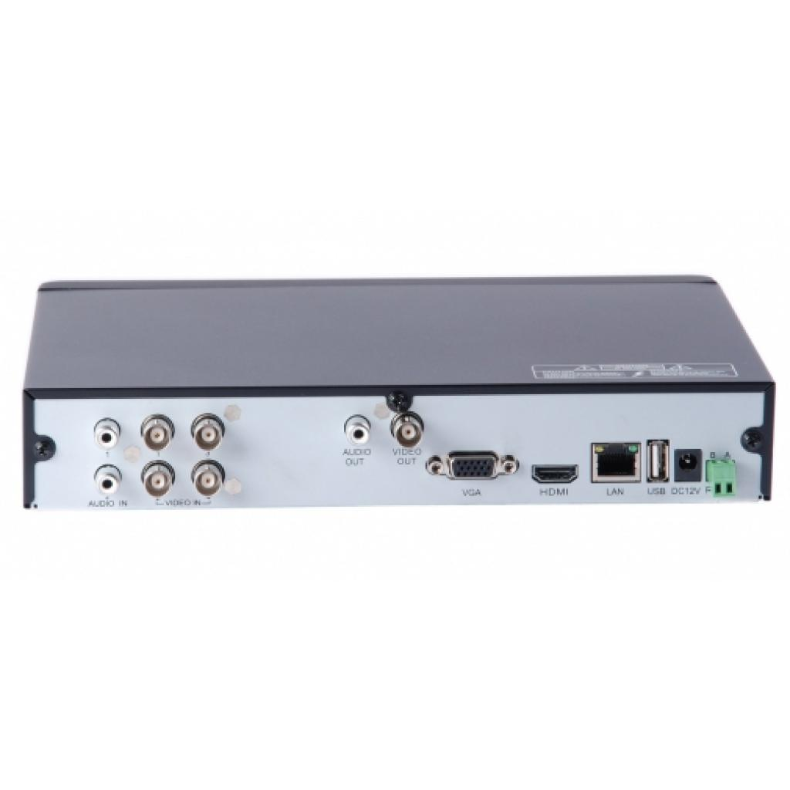Регистратор для видеонаблюдения Gazer NS204r изображение 4