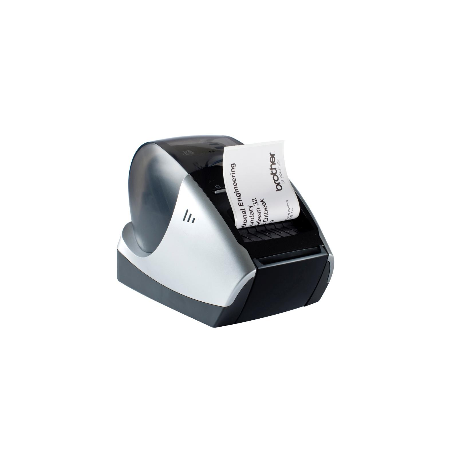 Принтер этикеток Brother QL-570 (QL-570R1) изображение 3