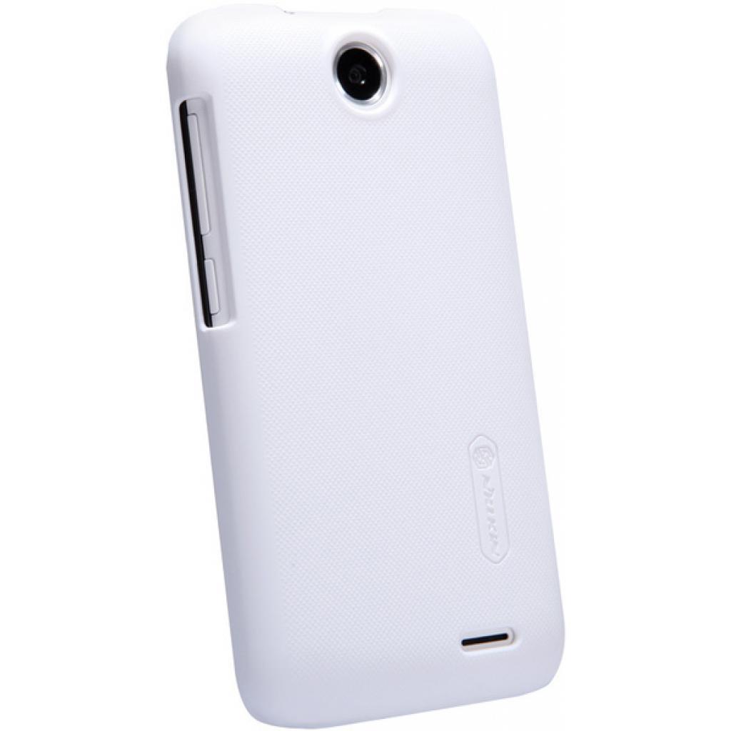 Чехол для моб. телефона NILLKIN для HTC Desire 0 /Super Frosted Shield/White (6147099) изображение 2
