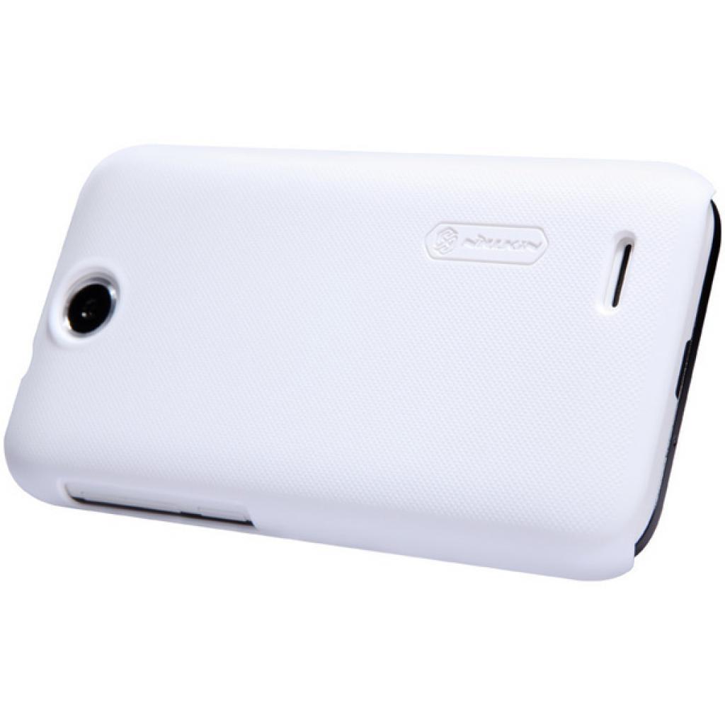 Чехол для моб. телефона NILLKIN для HTC Desire 0 /Super Frosted Shield/White (6147099) изображение 3