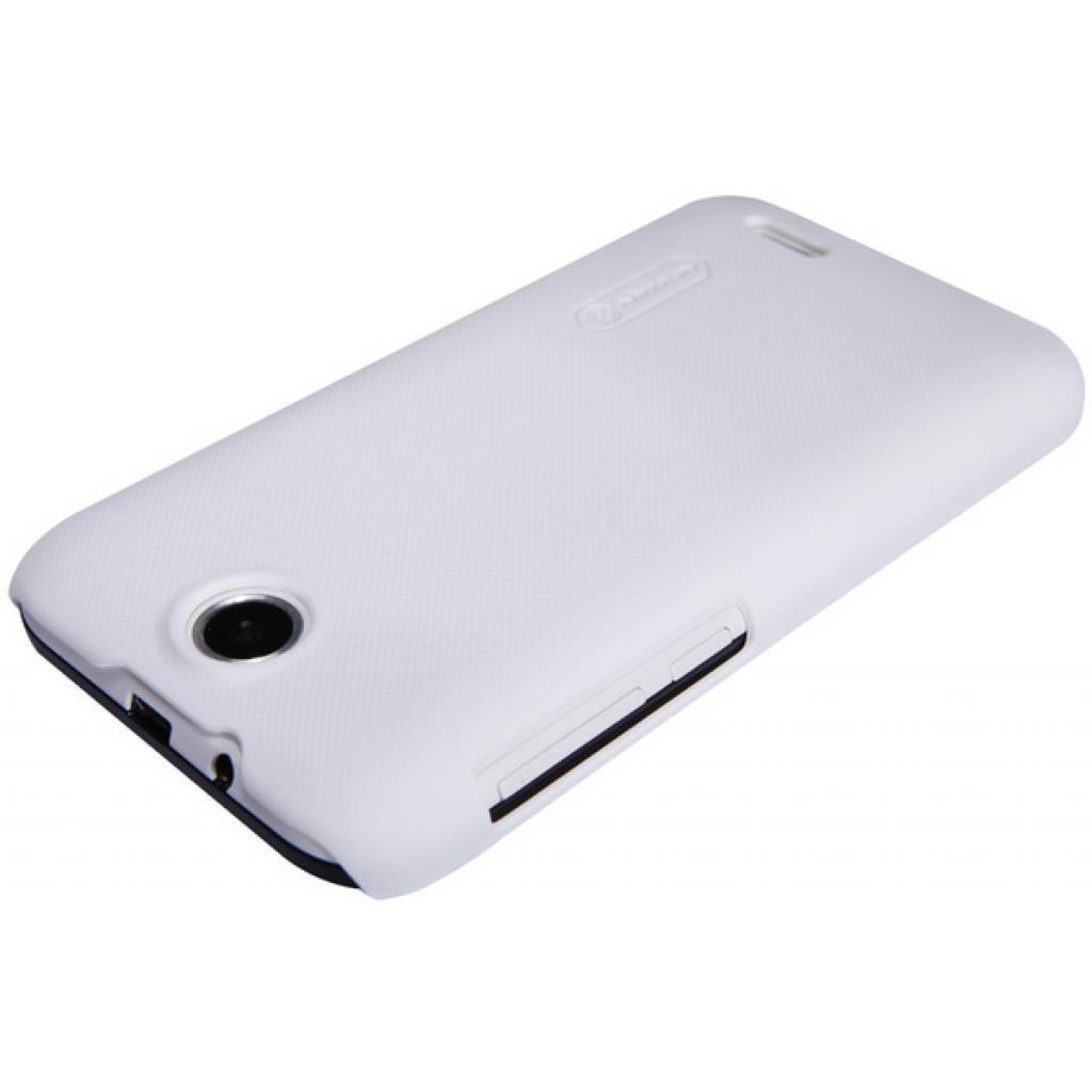 Чехол для моб. телефона NILLKIN для HTC Desire 0 /Super Frosted Shield/White (6147099) изображение 4
