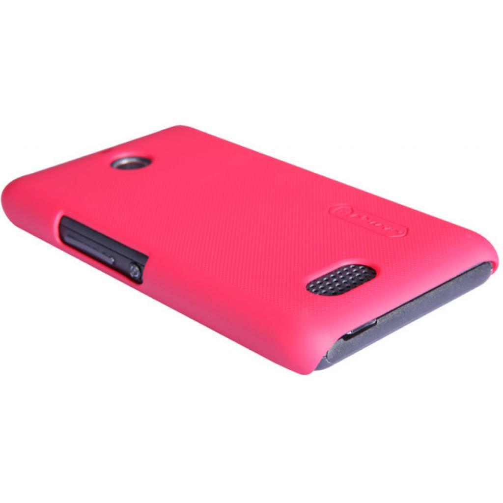 Чехол для моб. телефона NILLKIN для Sony Xperia E1 /Super Frosted Shield/Red (6147167) изображение 2