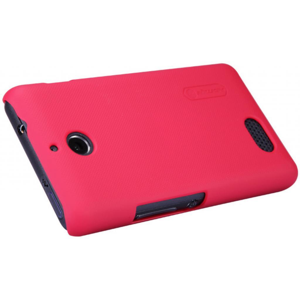 Чехол для моб. телефона NILLKIN для Sony Xperia E1 /Super Frosted Shield/Red (6147167) изображение 3