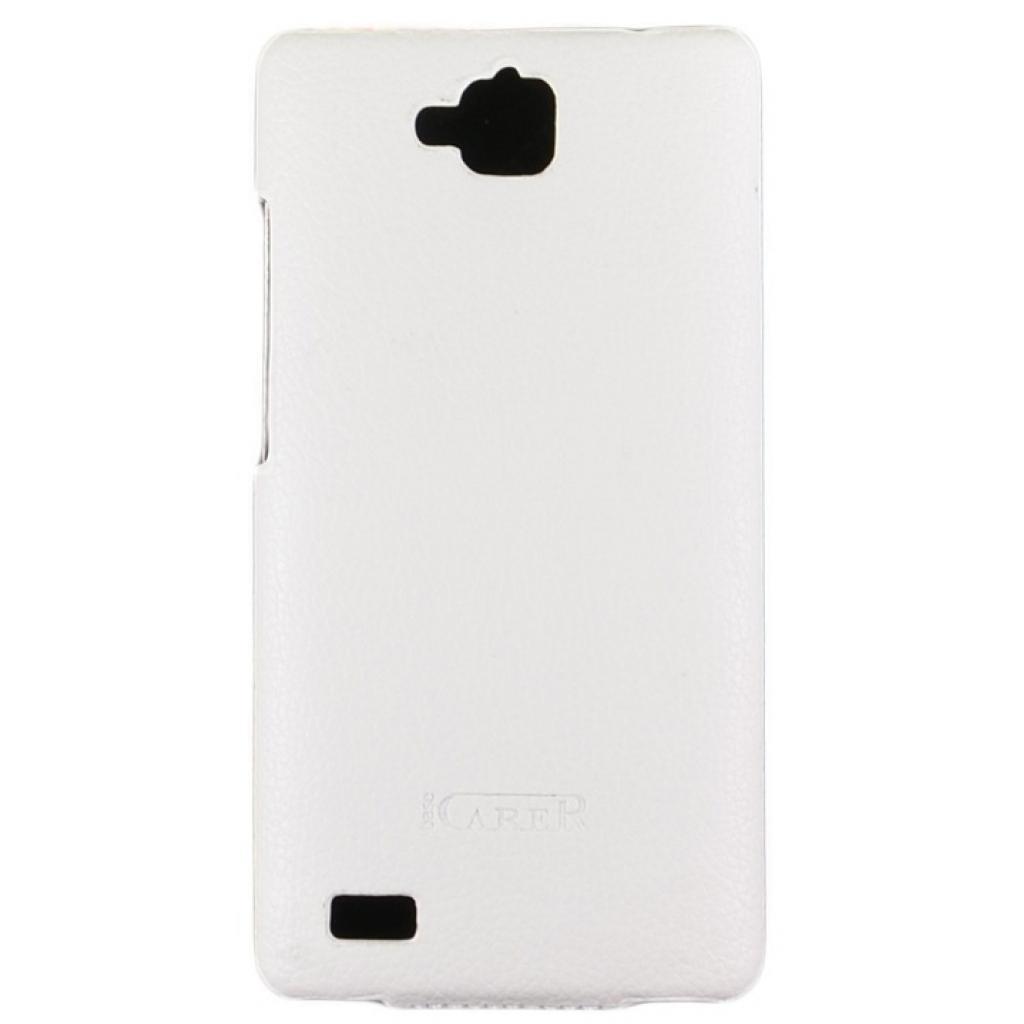 Чехол для моб. телефона Carer Base Huawei Honor 3C white (CB Huawei Hono 3C w) изображение 2