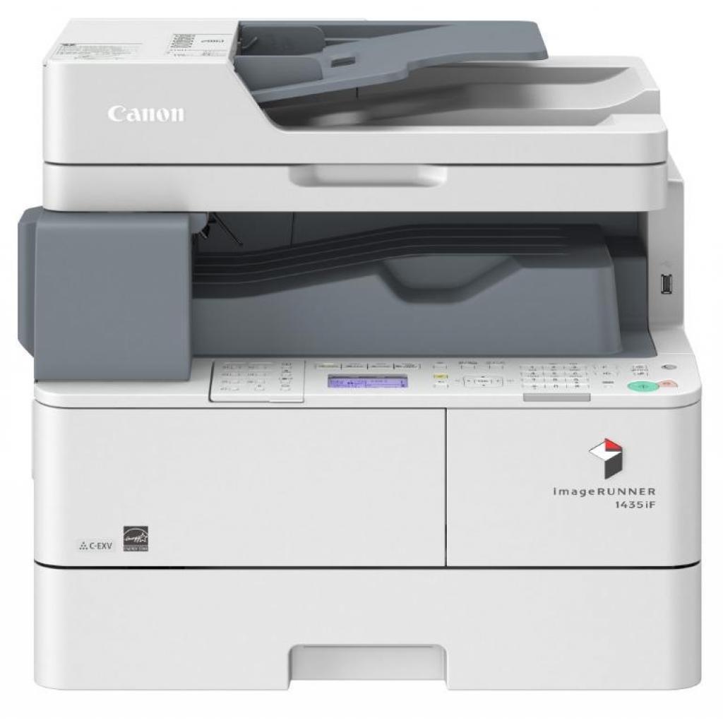 Многофункциональное устройство Canon iR1435iF (9507B004) изображение 2